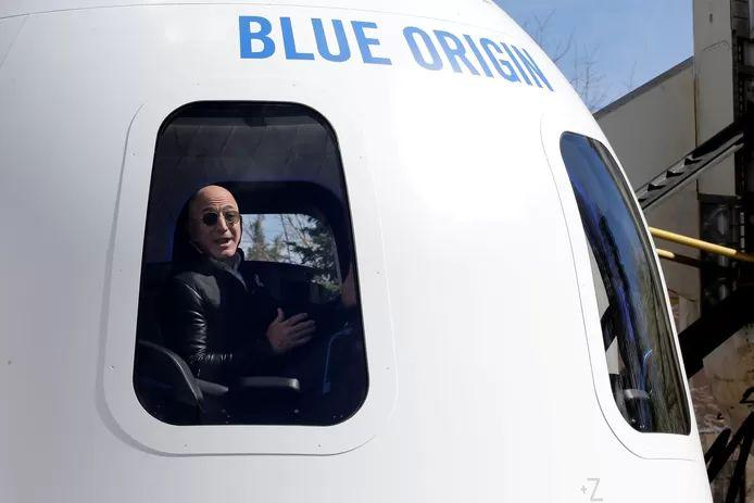Space trip with Blue Origin! The second flight is already scheduled