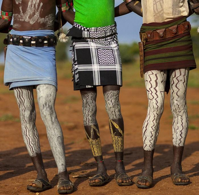 Tights for real men of Hamar