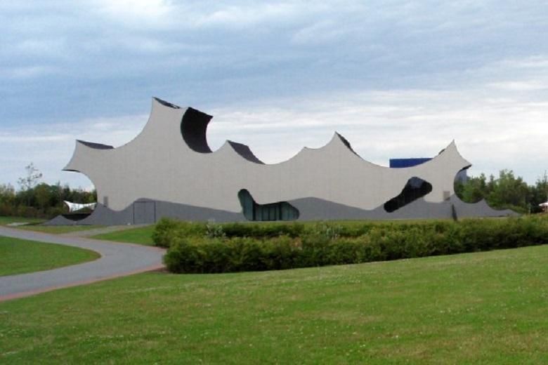 """Exhibition Hall """"Cumulus"""", Denmark"""