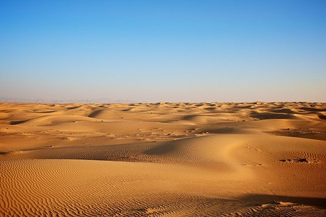 Scientists learn how Sahara desert change over thousand years