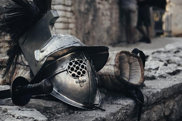 10 little-known facts about how gladiators passed away