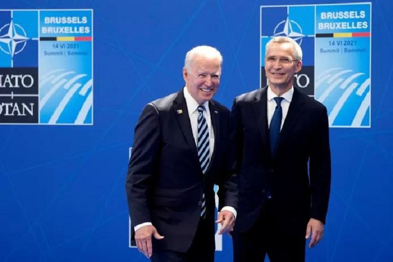 NATO wants to arm itself against the threat of authoritarian China and Russia