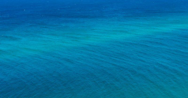 The strangest and cleanest place in the world's oceans