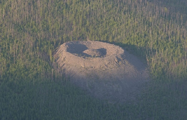 One of the strangest and most mysterious places in Siberia