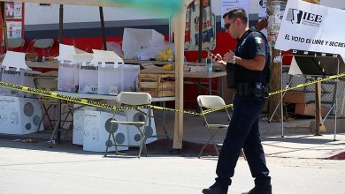 Mexico's bloody Election Day: Severed head thrown into polling station, 5 poll workers killed