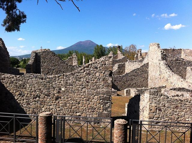 Buried under the lava of Vesuvius, What the ancient Roman city of Herculaneum looked like