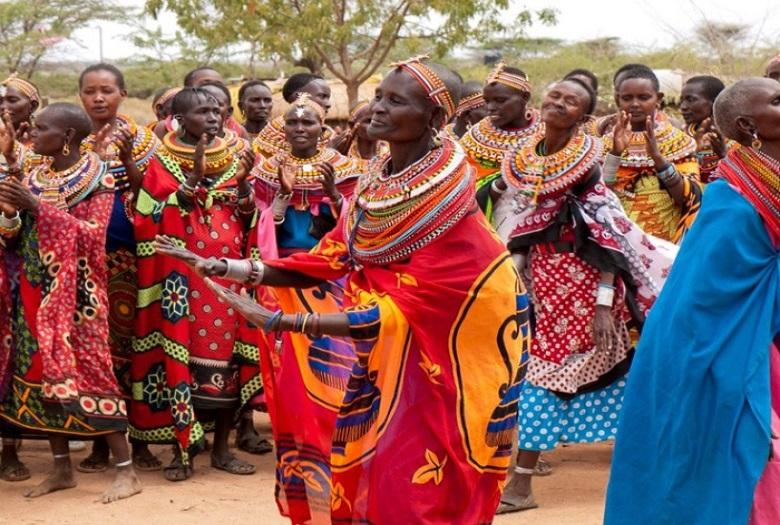 Umodja is a village with a matriarchy tradition