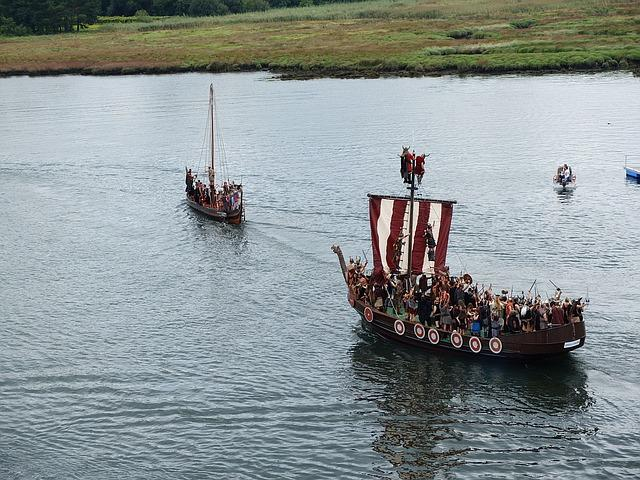 From America to Caspian Sea, Greenland and to Africa: How Vikings almost Conquered the earth