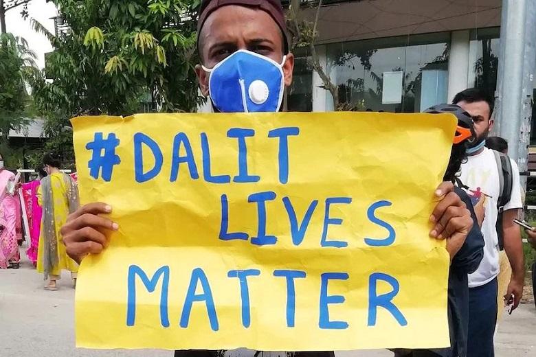 Dalit still faces discrimination