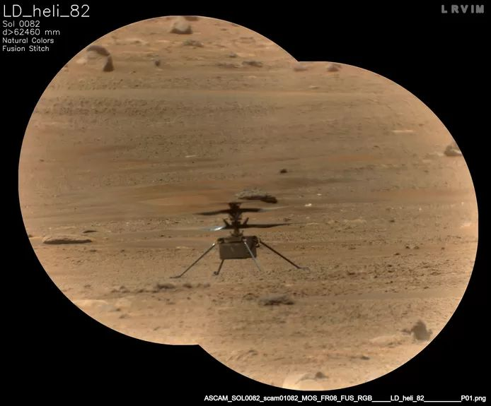 Mars helicopter completes hardest and longest flight to date