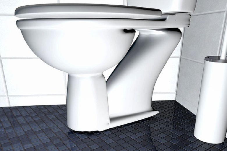 Why you should keep the toilet lid closed before flushing