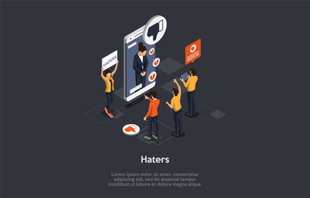 who are haters, and how to deal with them?
