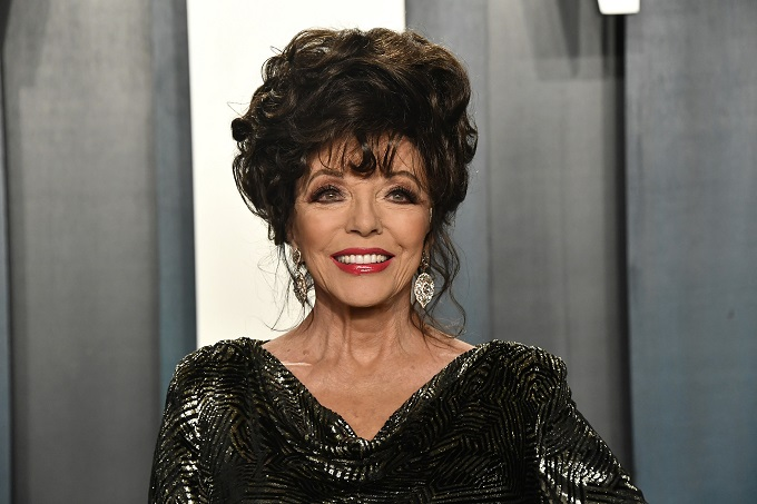 """Joan Collins lashes out at the Kardashians: """"Lot of surgery"""""""
