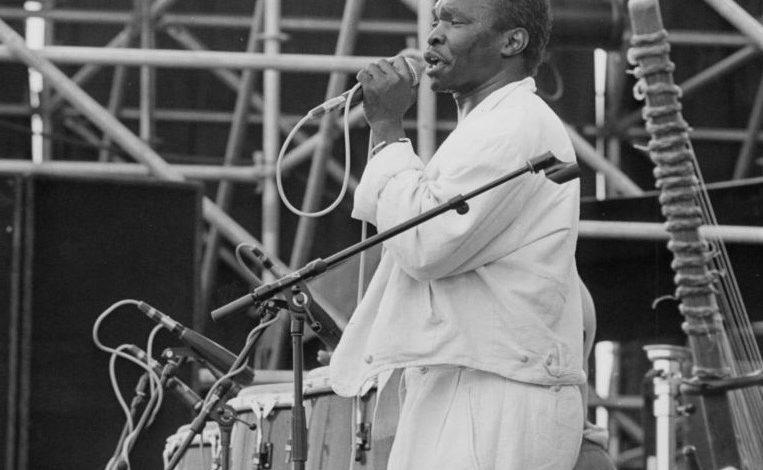 Guinean singer Mory Kanté, known for 'Yéké Yéké', passed away